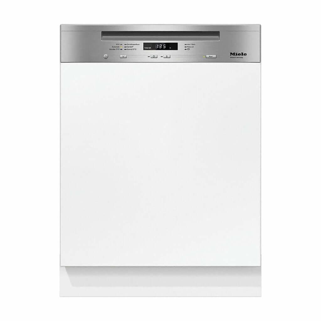 ミーレの白い食洗機